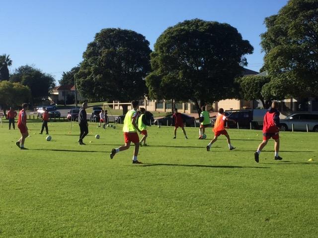 4-day Christmas Football (Soccer) Clinic